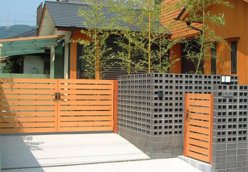 手作り木の門扉 施主様の想いをカタチに。世界で一つの扉